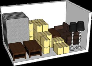 10x15 storage